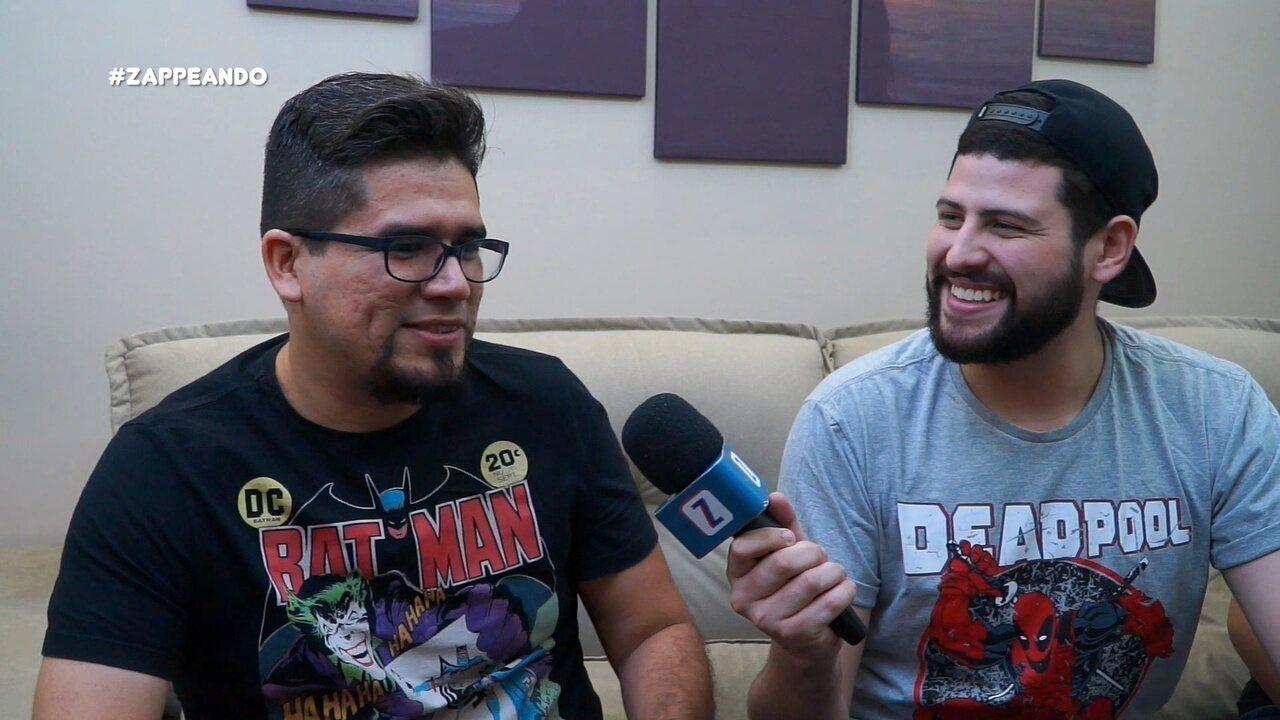 Combo Z: Ramon Ítalo conversa sobre paternidade no mundo dos games