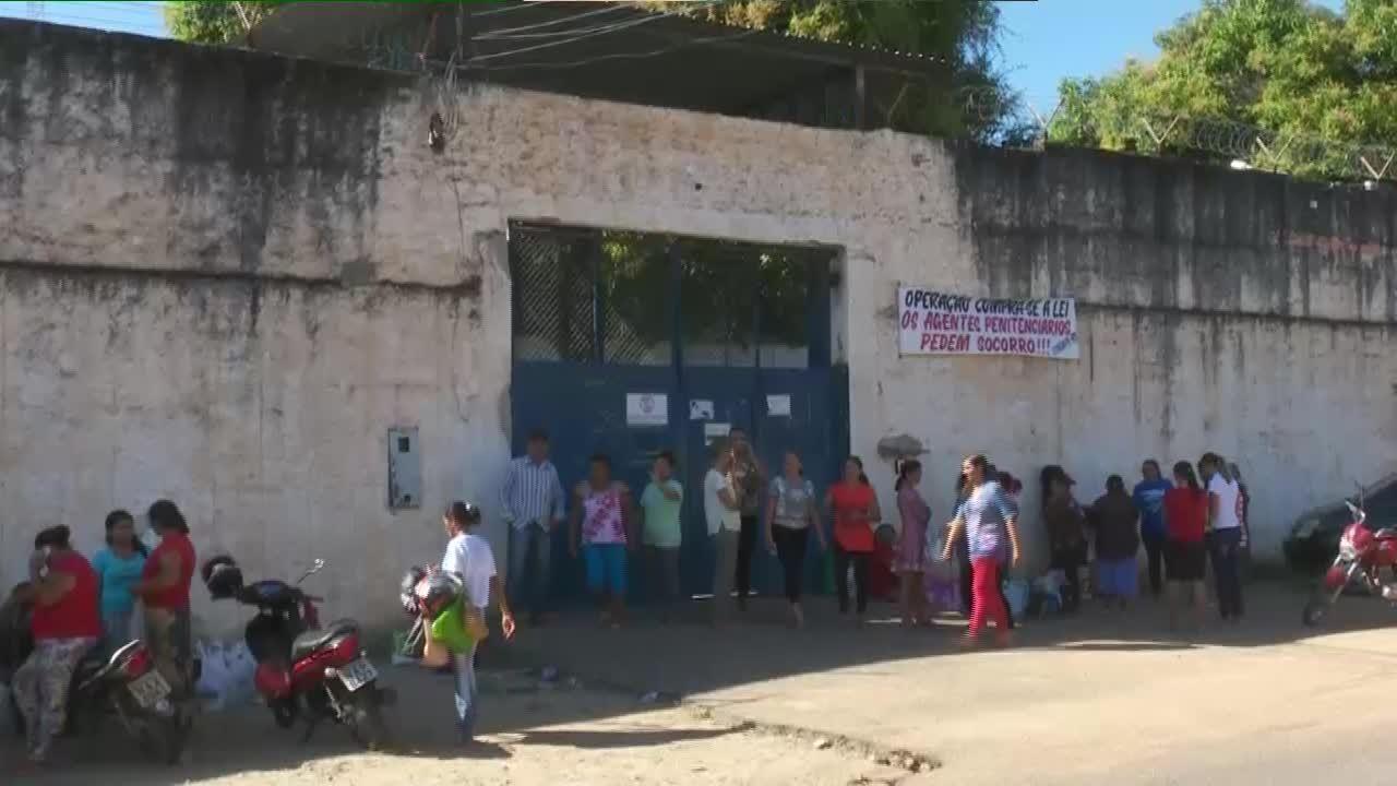 Visitas de familiares são retomadas no sistema prisional de Roraima