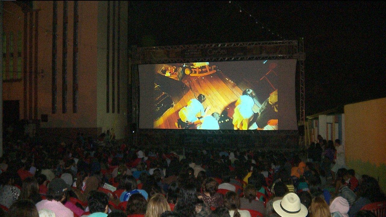 Cine Sesi está em Puxinanã