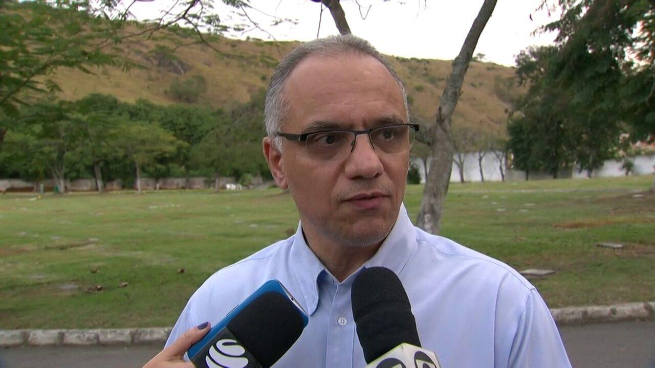 Secretário de Segurança do Rio fala sobre morte de PMs