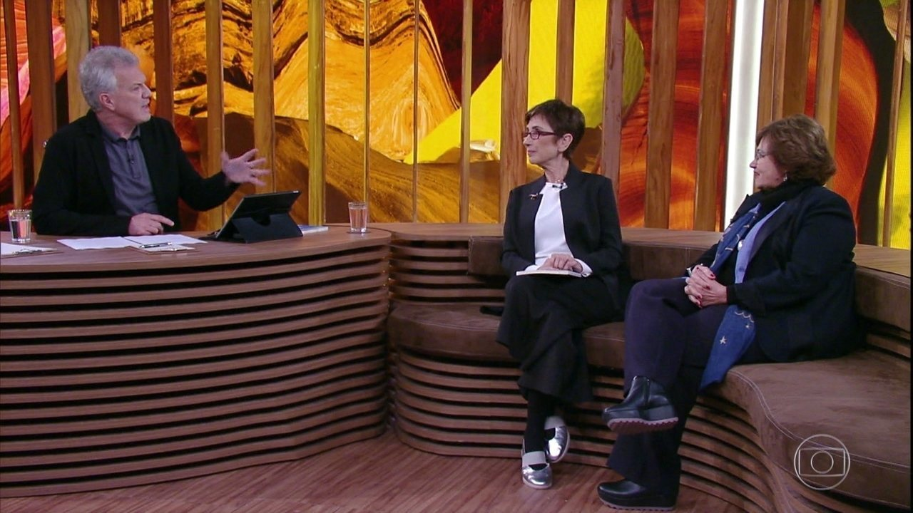 Pilar Del Río e Paloma Amado falam sobre visita de Saramago a Jorge Amado