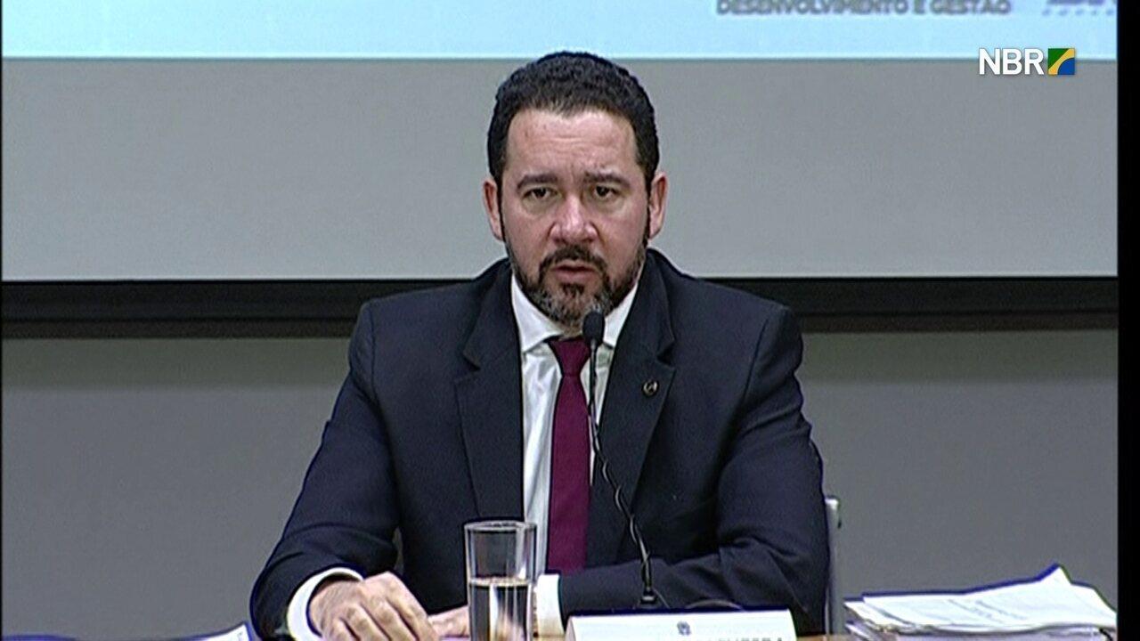 'Vários órgãos estão operando no limite financeiro' afirma o ministro Dyogo Oliveira