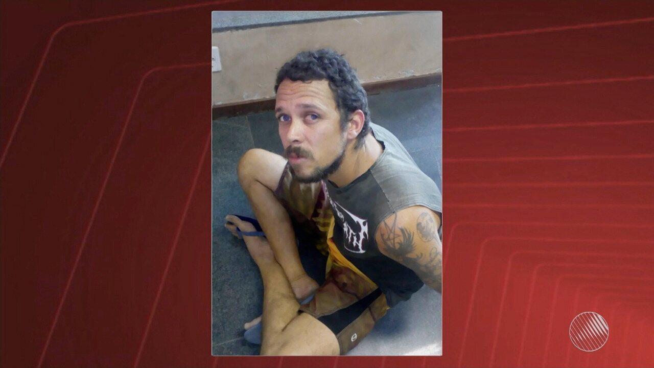 Ex-soldado do Exército é preso com escopetas e pistolas em Feira de Santana