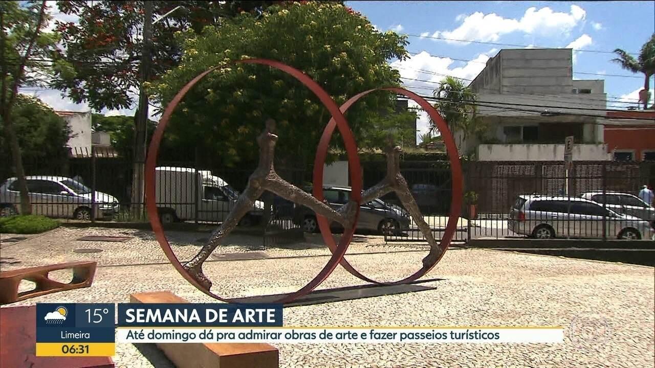 Semana de Arte de São Paulo tem visitas guiadas a prédios históricos da cidade