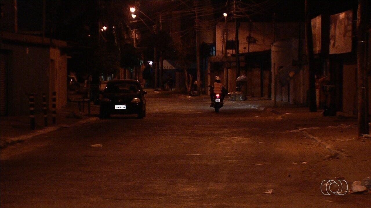 Motociclista morre após sofrer acidente na Vila São José, em Goiânia