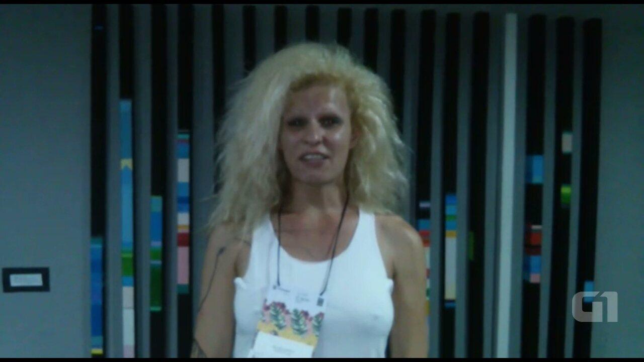 'Grazzi Ellas' fala sobre violência e transfobia; veja convite da atriz Melissa Campus