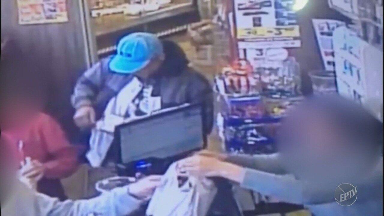 Padaria foi roubada quatro vezes pelo mesmo assaltante