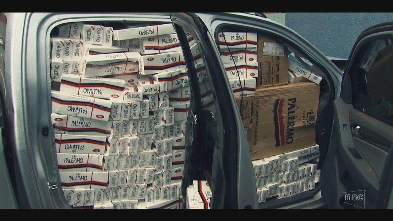 Terceiro capítulo de documentário mostra vítimas do contrabando de cigarros em SC