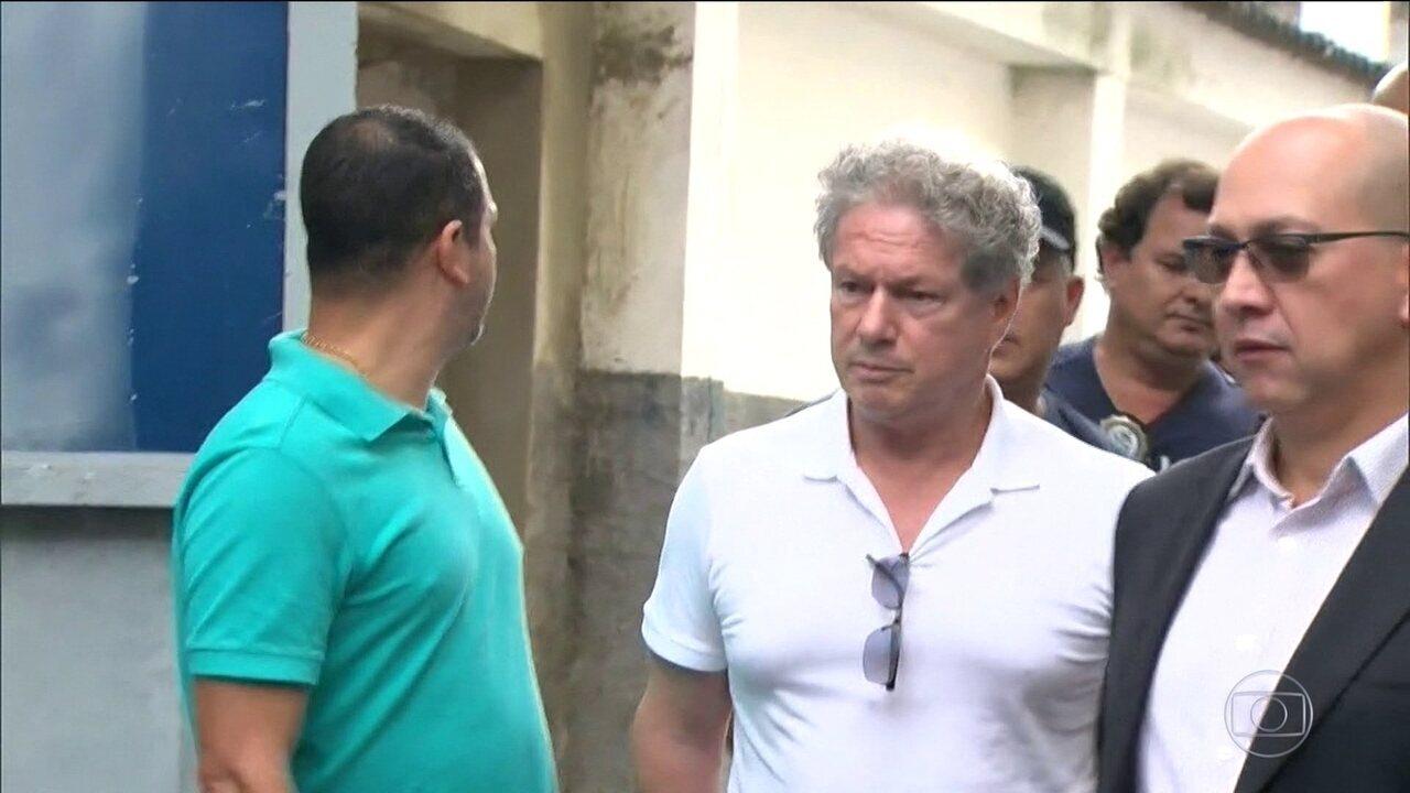 Jacob Barata Filho e Lélis Teixeira são soltos