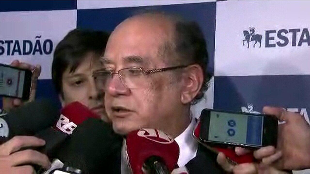Ministro Gilmar Mendes defende um novo sistema de governo para o Brasil