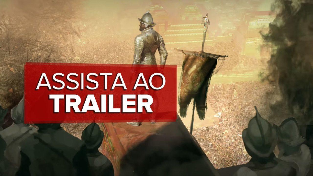 Age of Empires IV é anunciado pela Microsoft na Gamescom