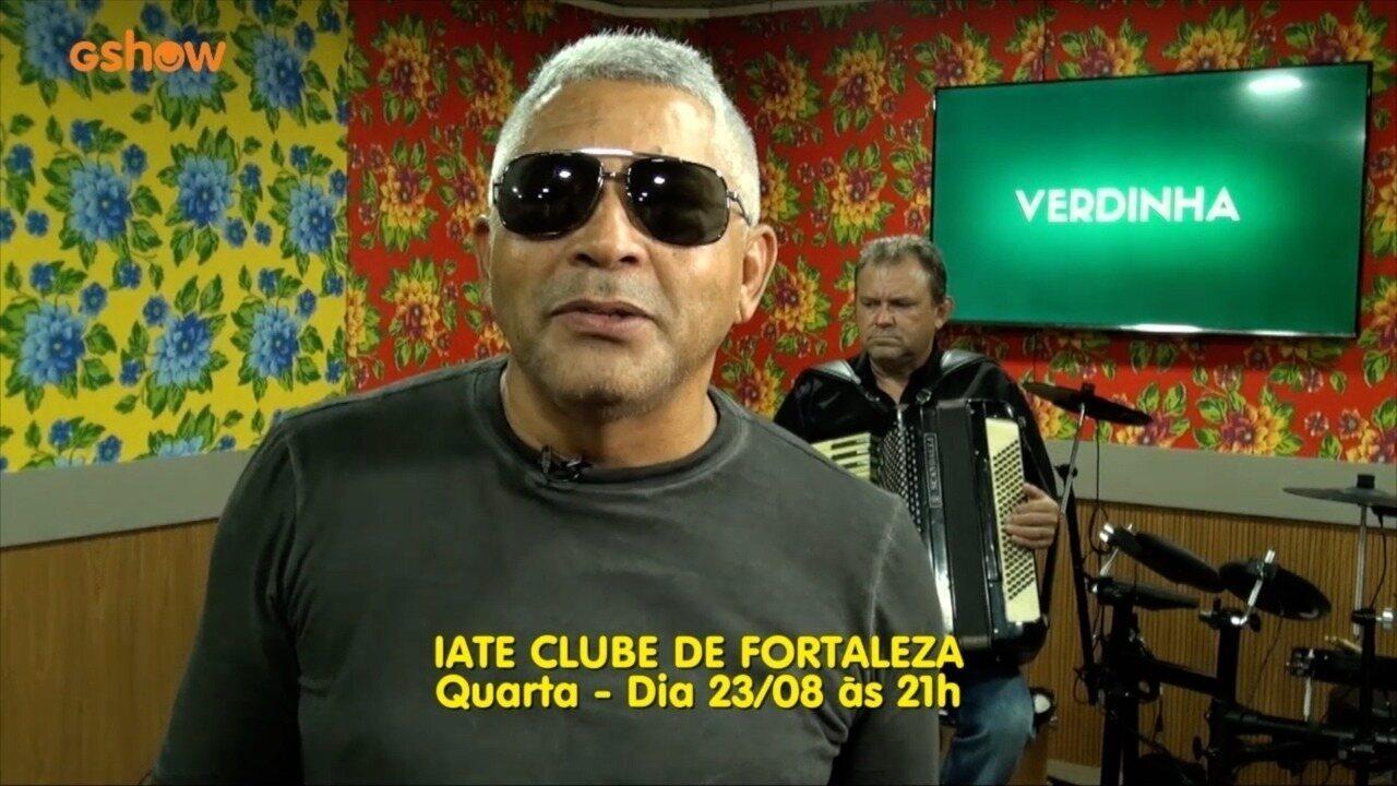 Chico Pessoa convida cearenses para uma grande noite de forró nesta quarta (23/08)