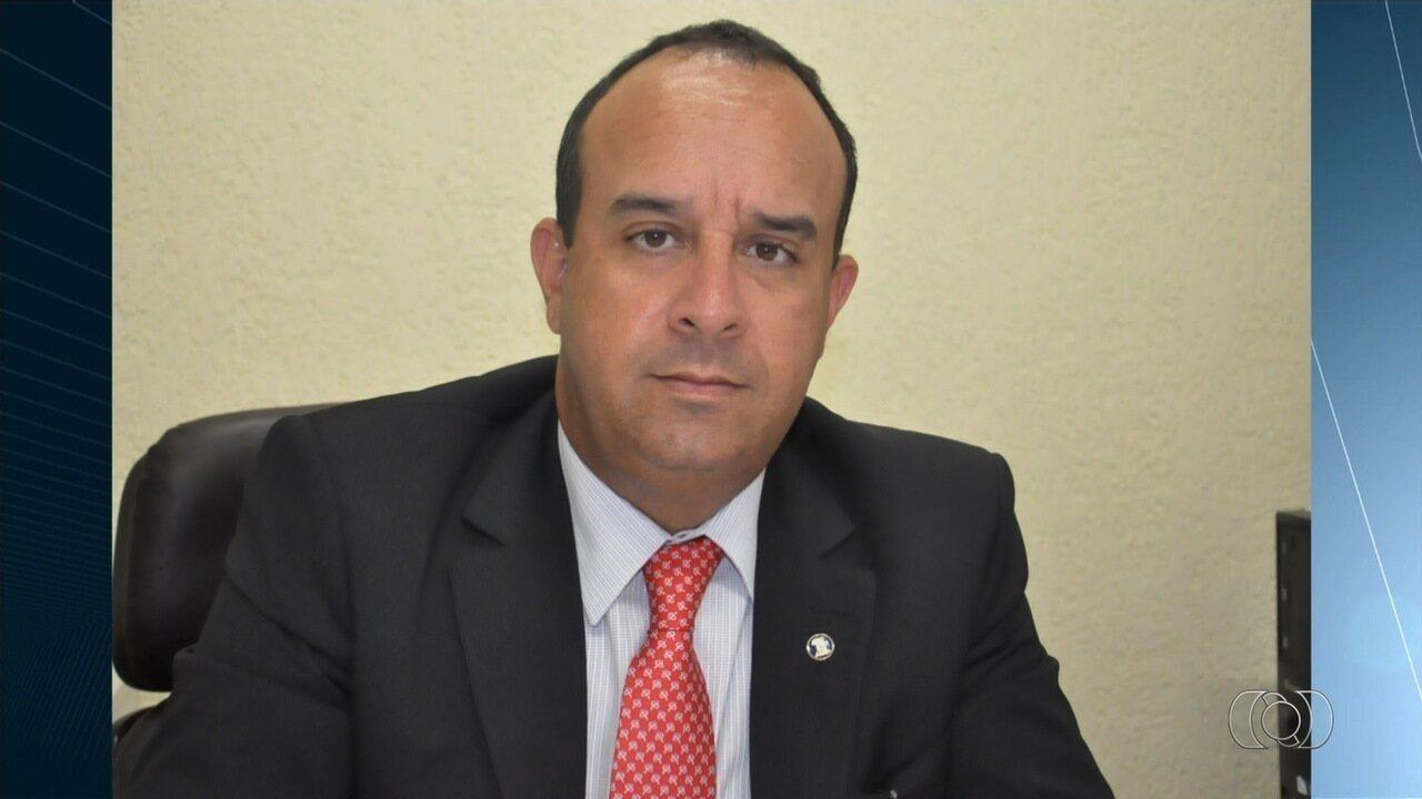 Juiz baleado durante tentativa de assalto recebe alta médica, em Goiânia