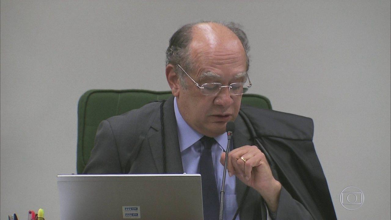 Ministro Gilmar Mendes concede habeas corpus para mais três réus da Lava Jato