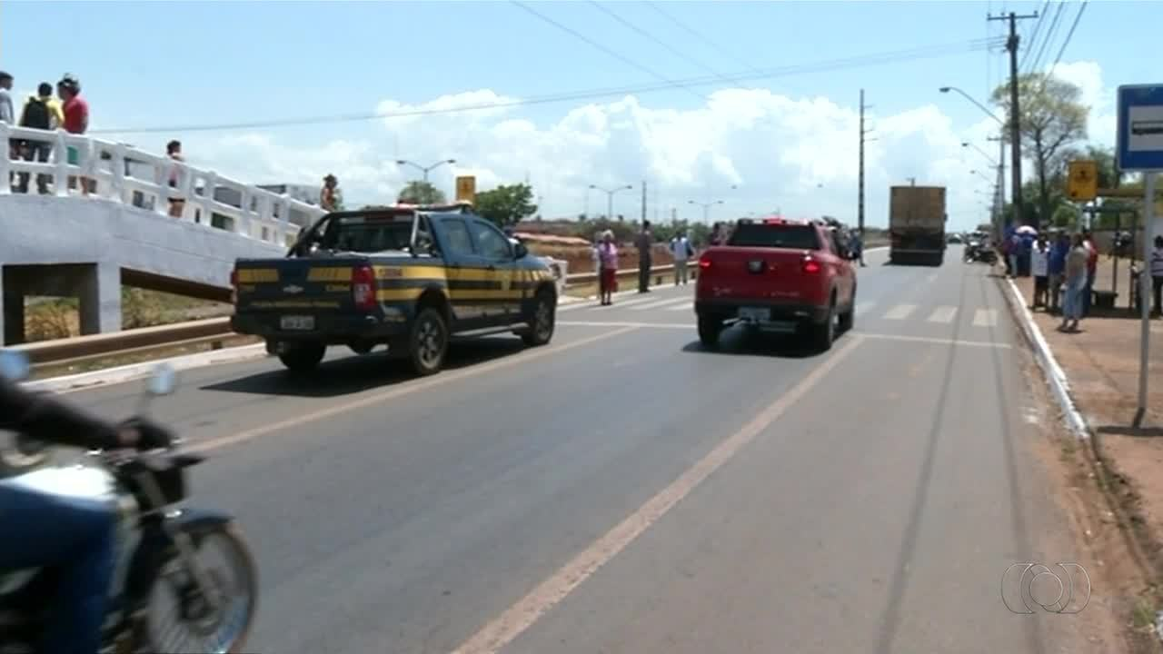 Guarda de trânsito fala sobre ações para tentar diminuir atropelamentos em Araguaína
