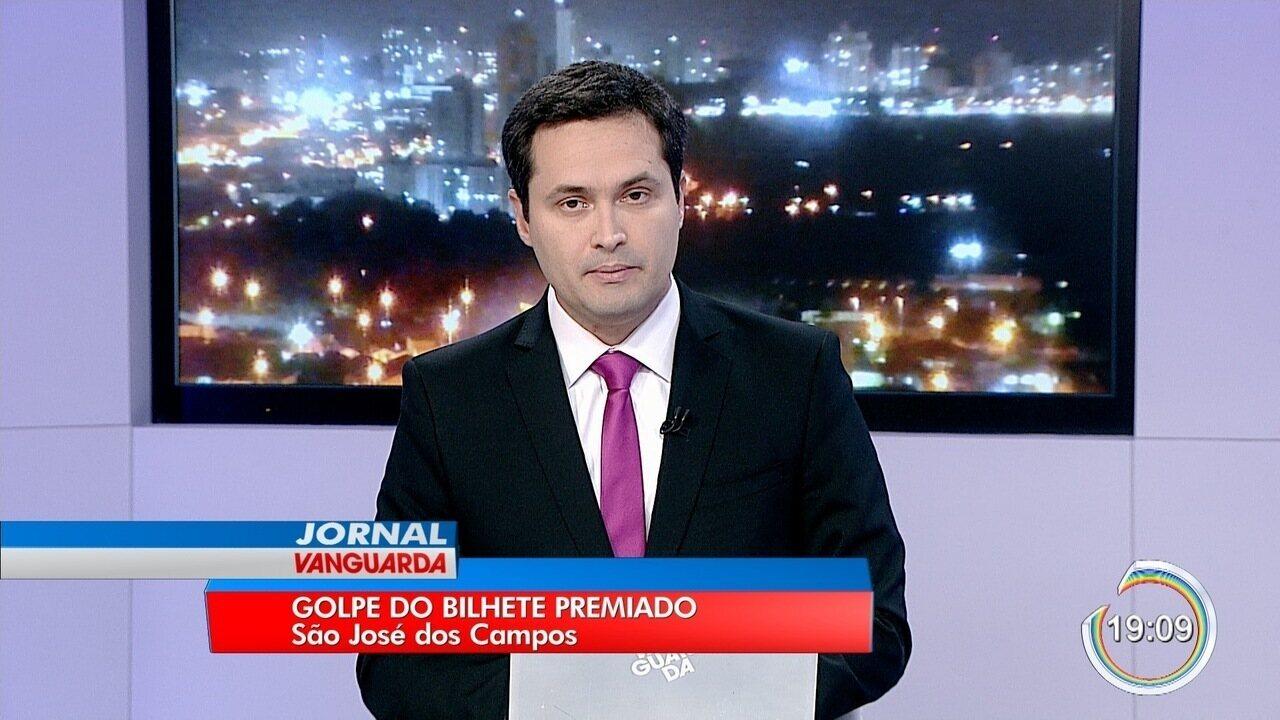Mulher foi presa por aplicar golpe do bilhete em São José dos Campos