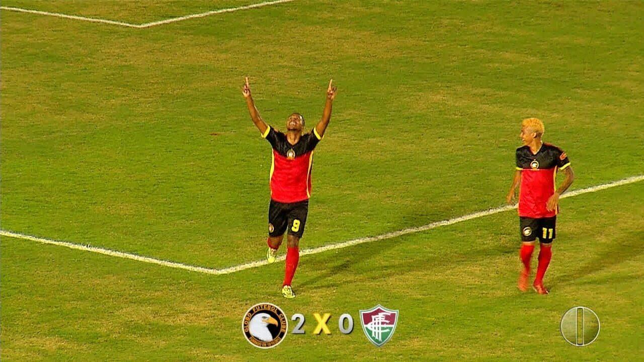 ee7dcb7be9 Globo FC vence Flu de Feira e garante classificação para Copa do Nordeste  2018