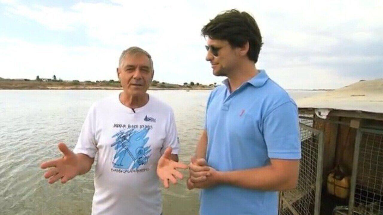Dom Luiz Cappio alerta para a situação crítica do Rio São Francisco
