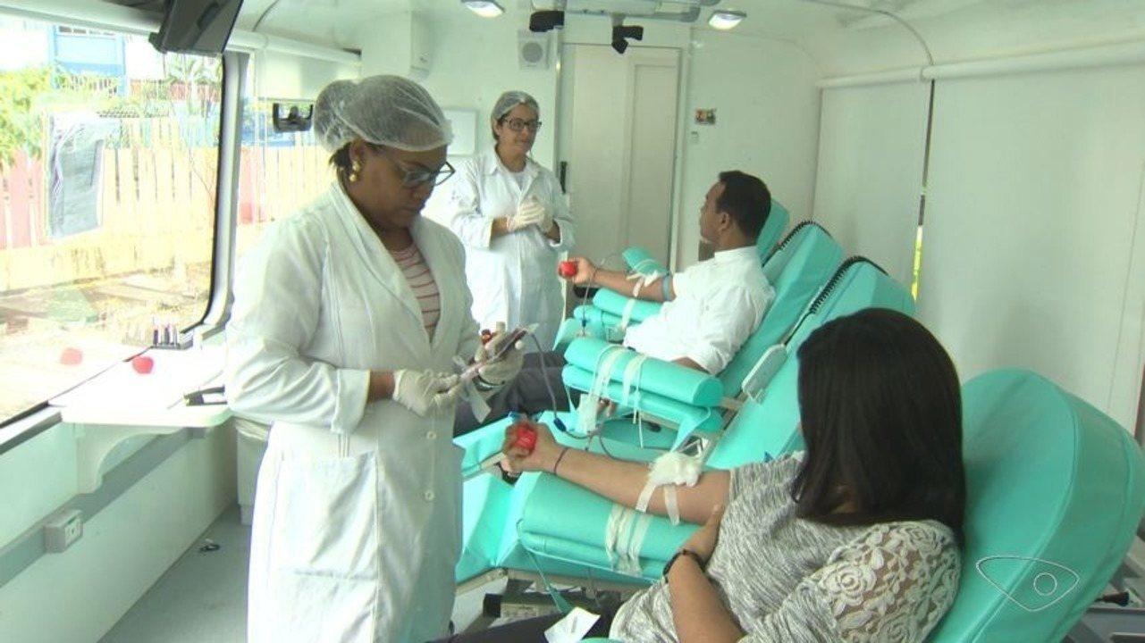 Moradores de condomínio em Vila Velha se unem para doar sangue