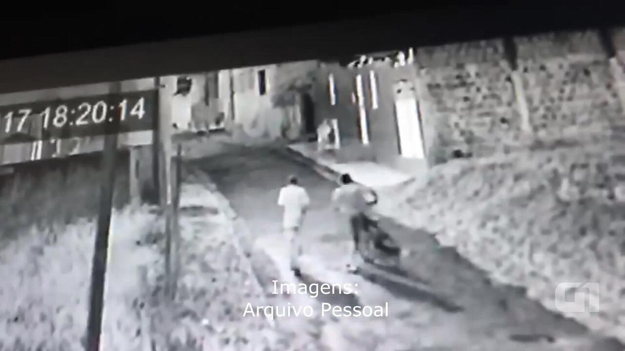 Vídeo mostra adolescente com amigo antes de desaparecer em bairro de Rio Branco