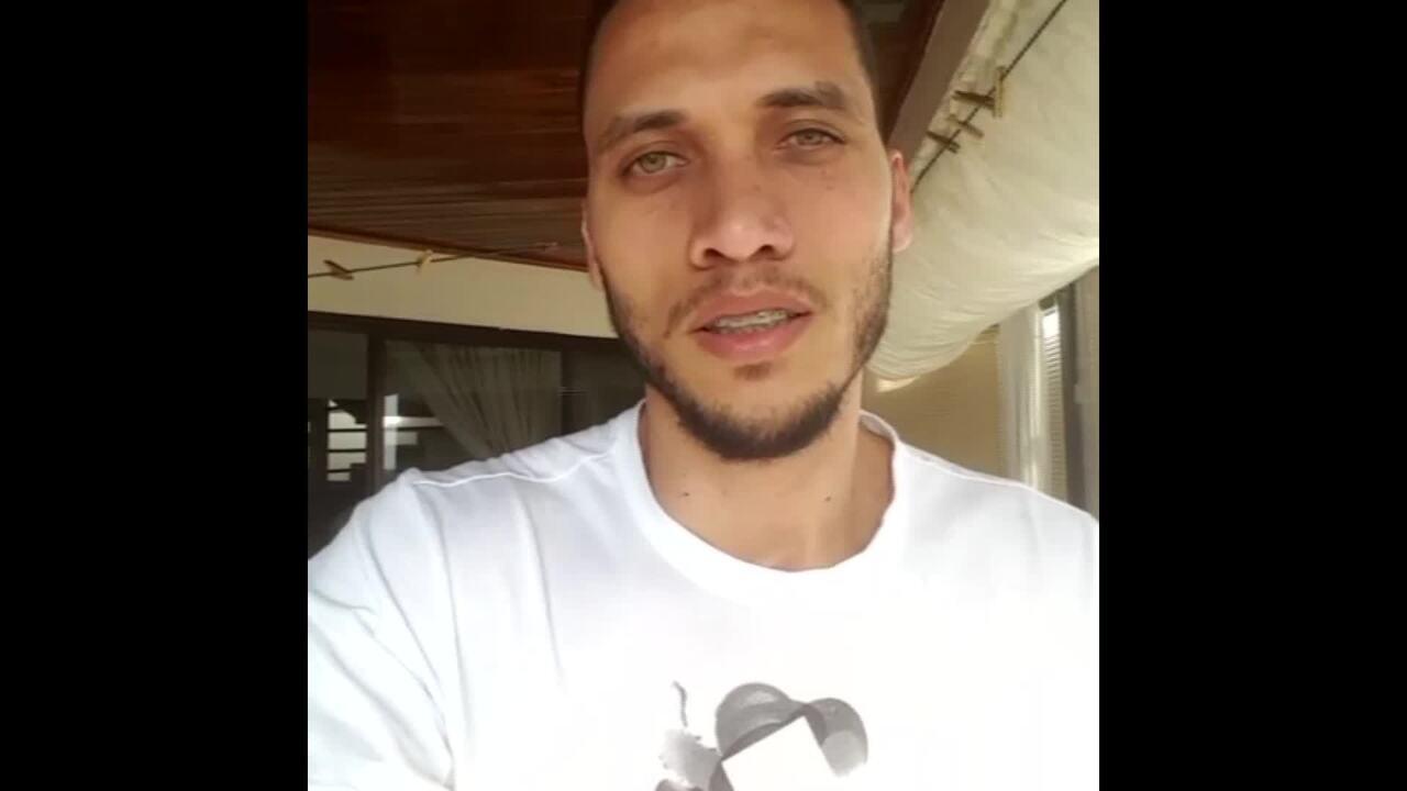 Neto envia recado sobre criação de núcleo da Chapecoense em Juiz de Fora. Zagueiro atuou com Marcelo em 2016
