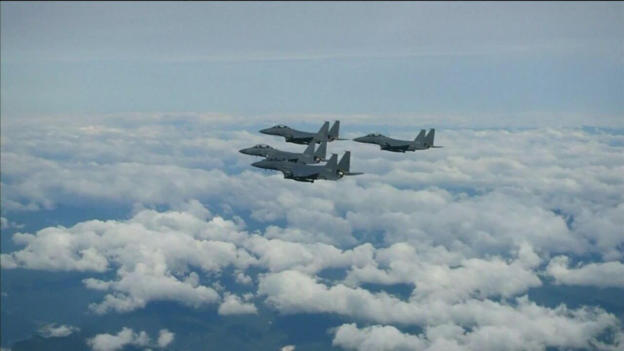Japão e EUA querem aumentar pressão contra Coreia do Norte