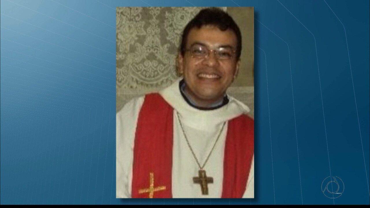 Jovem é detido suspeito de envolvimento na morte do padre Pedro, em Borborema