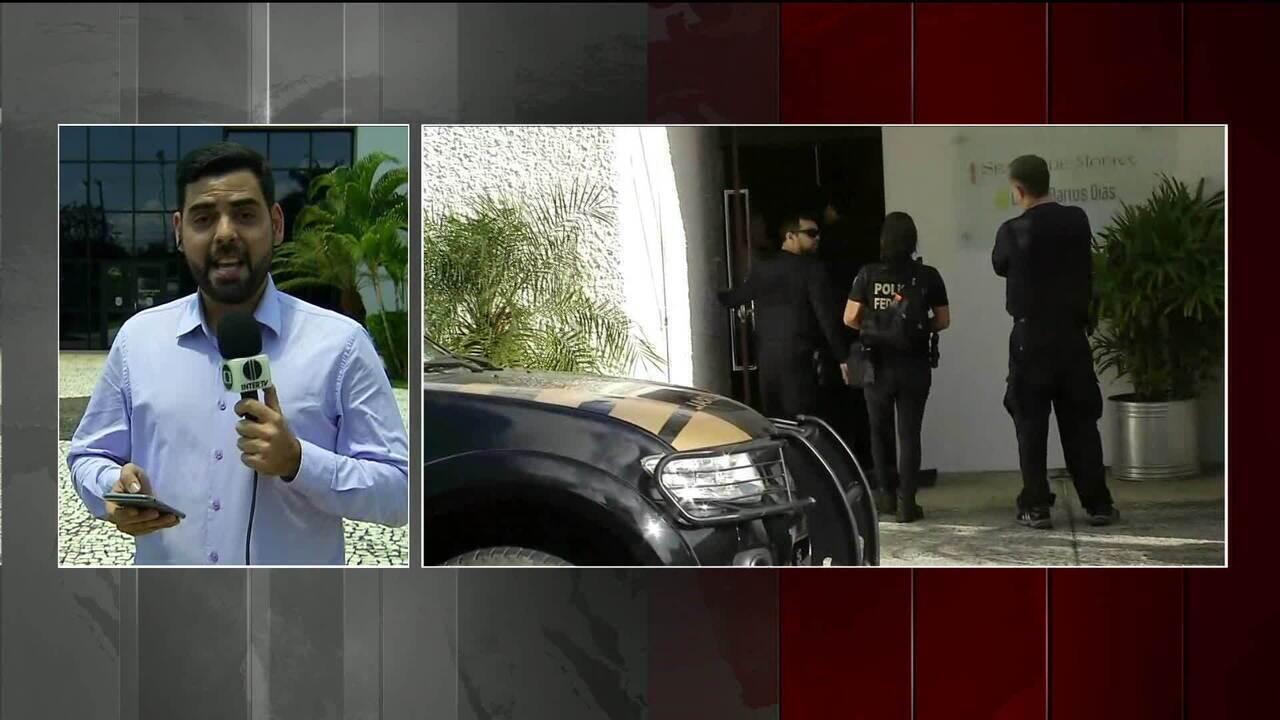 Desembargador aposentado é preso em operação da Polícia Federal no RN