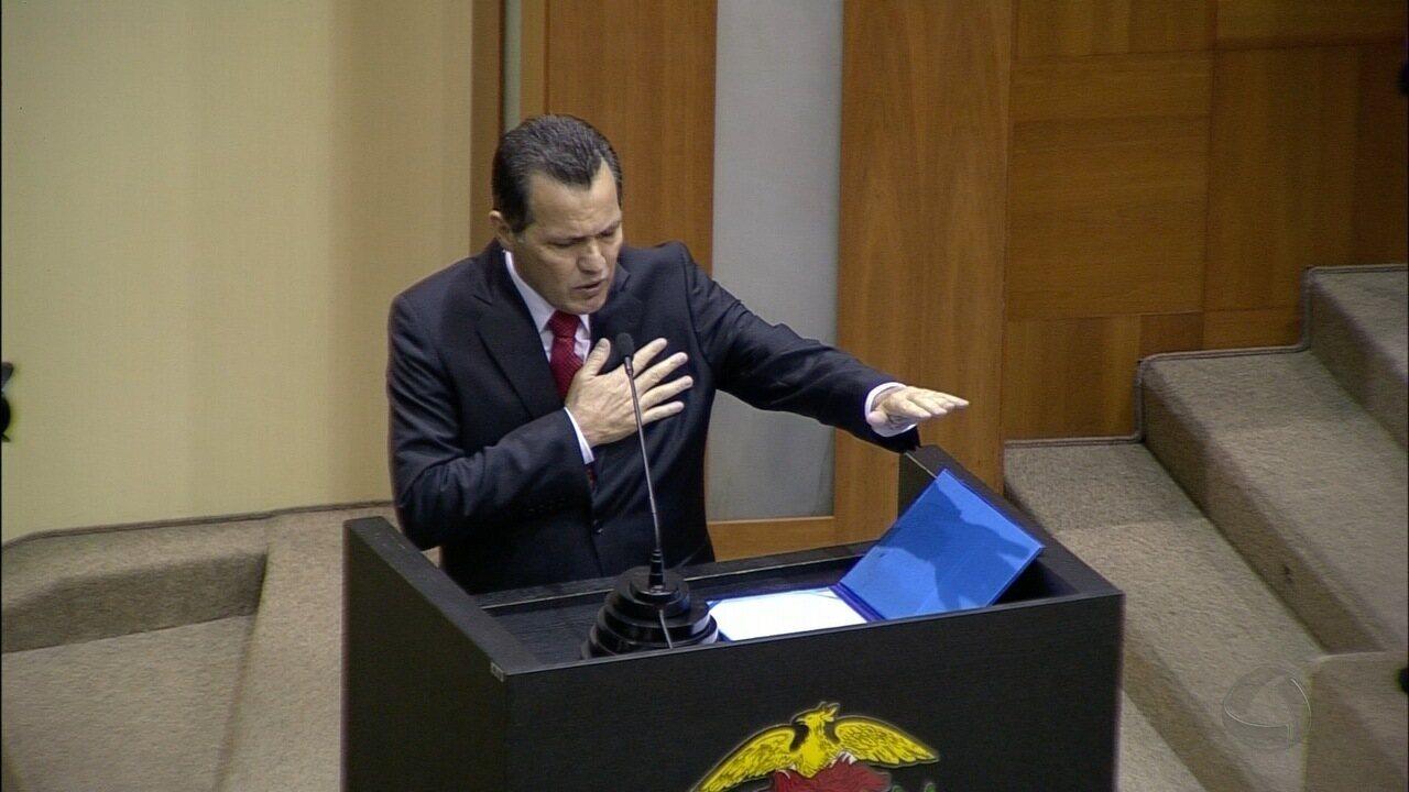 Ex-governador Silval Barbosa acusa Wilson Santos de pedir propina