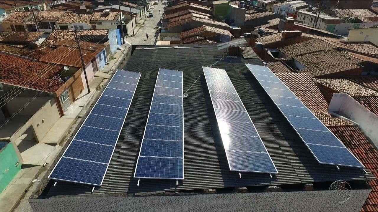 Matéria especial destaca a energia solar