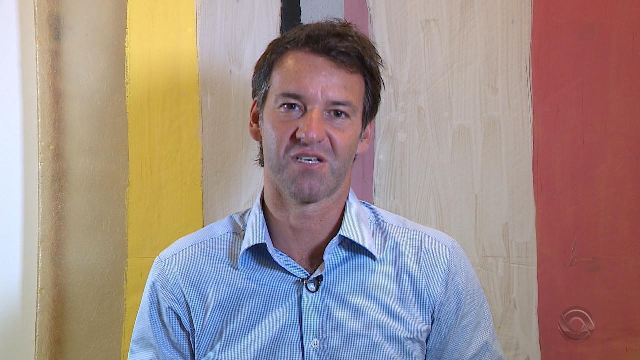 Jornal do Almoço | Presidente do Grupo RBS, Eduardo Sirotsky Melzer, fala  transformação da comunicação | Globoplay