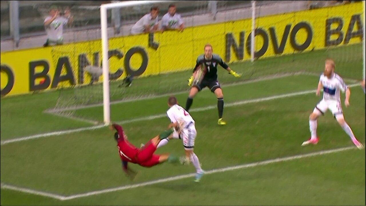 Os gols de Portugal 5 x 1 Ilhas Faroe pelas Eliminatórias para a Copa de  2018 8d401a0ace1e5