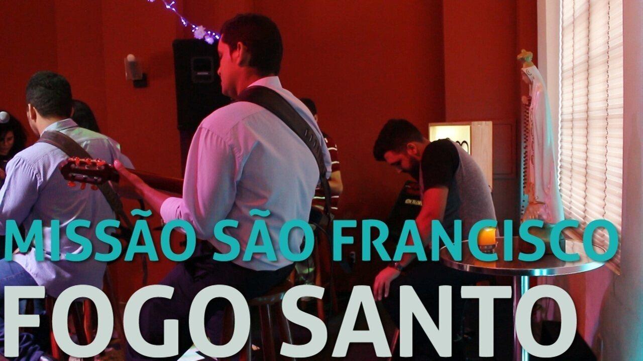 Missão São Francisco - Fogo Santo (no Som Nascente)