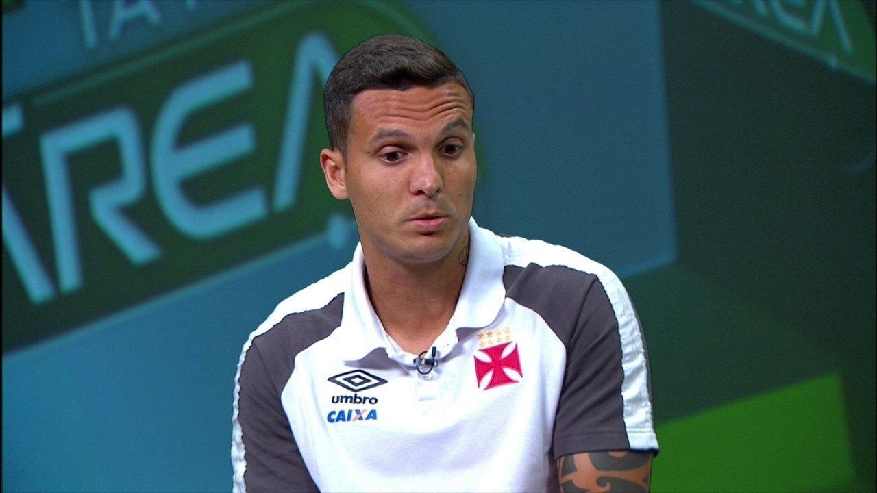 Ramon fala sobre trabalho de Zé Ricardo no Vasco e sua carreira