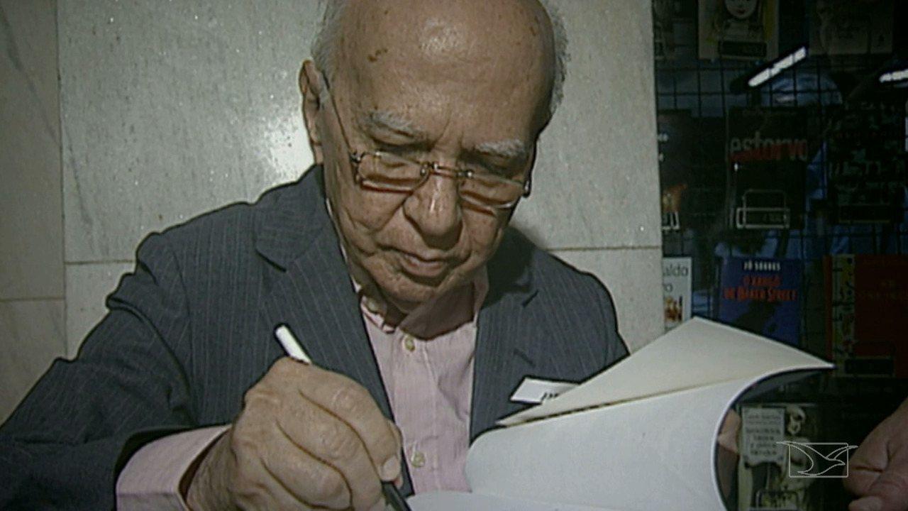 Repórter Mirante faz homenagem ao centenário de Josué Montello
