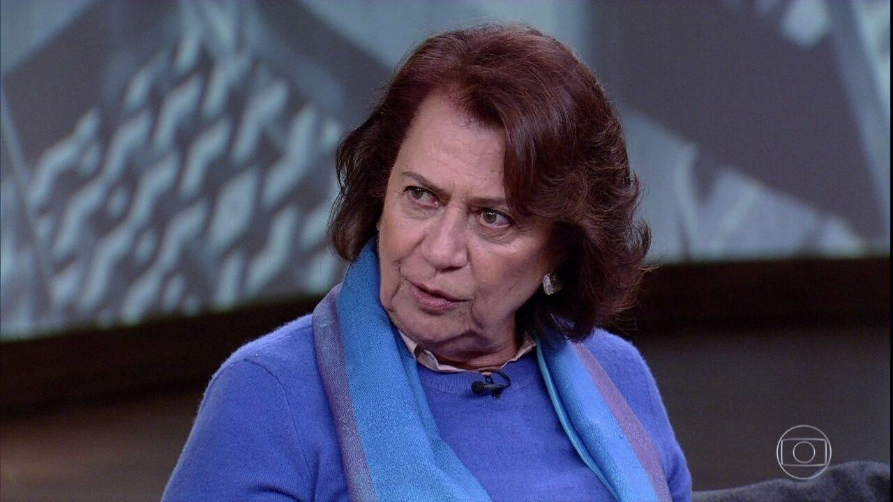 Ana Maria Machado fala sobre reconhecimento da literatura infantil