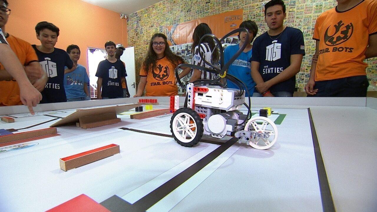 Clube robótica