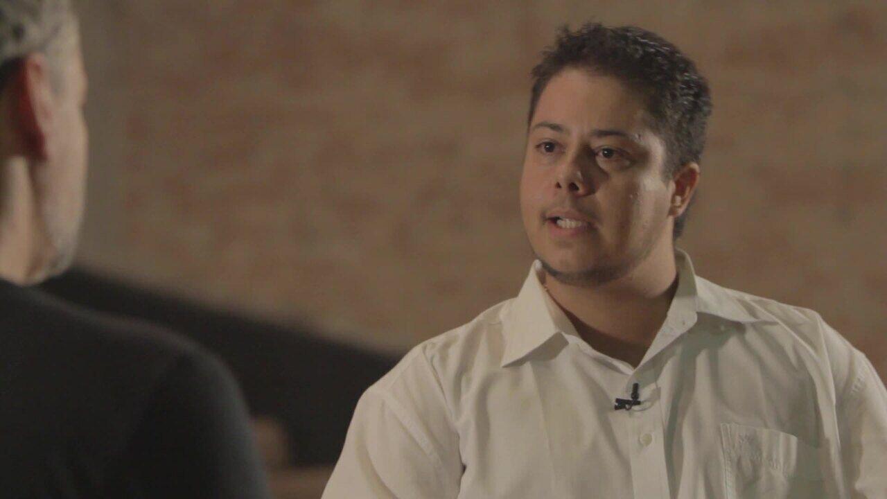 Transversal com Dan Stulbach: conheça a história de Rodrigo Bosco