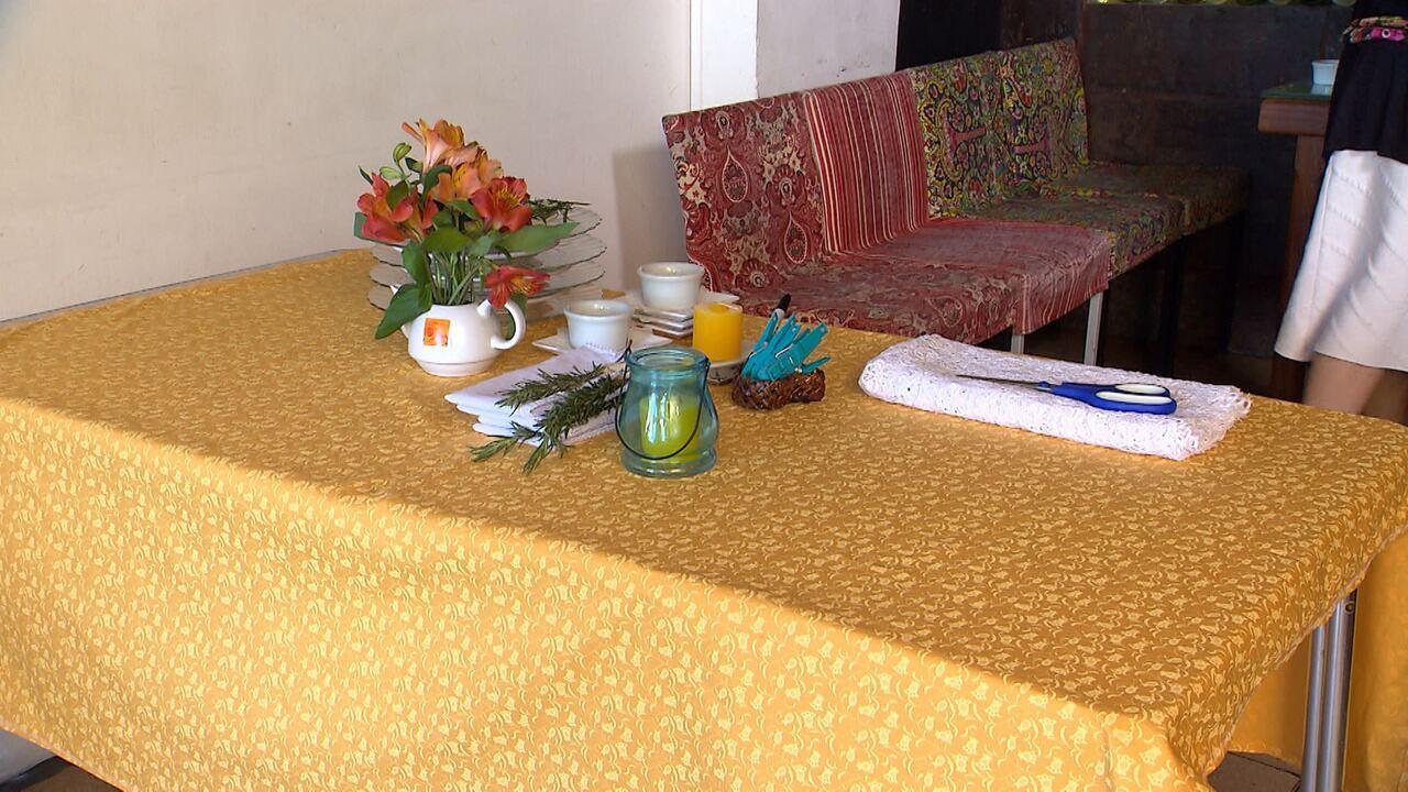 'Expresso' ensina como montar uma mesa de jantar de forma criativa e sem gastar muito