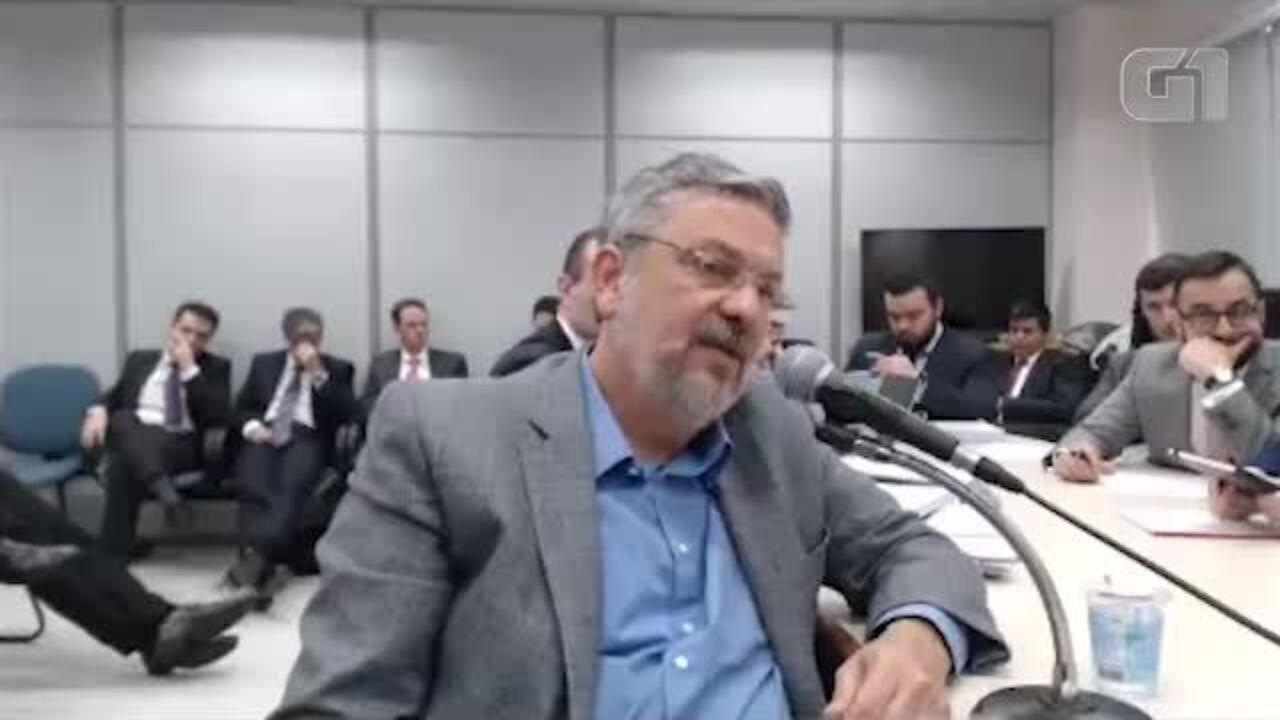 Palocci conta que pediu R$ 4 milhões para cobrir um buraco nas contas do Instituto Lula