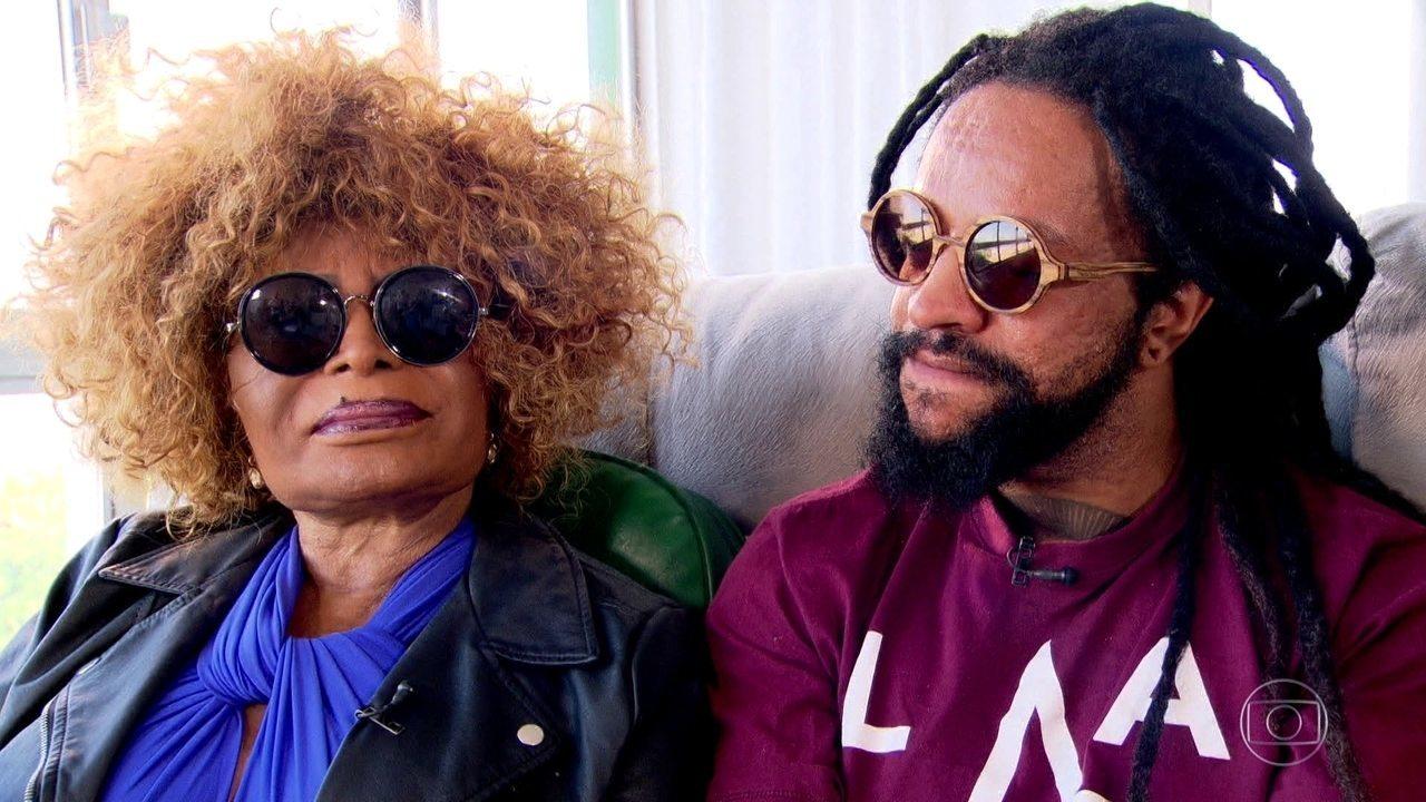O encontro inédito de dois artistas que vão se apresentar no Rock in Rio