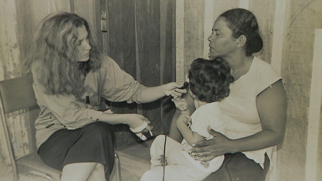 Consuelo Oliveira conta como foi ser a primeira repórter mulher de TV em Roraima