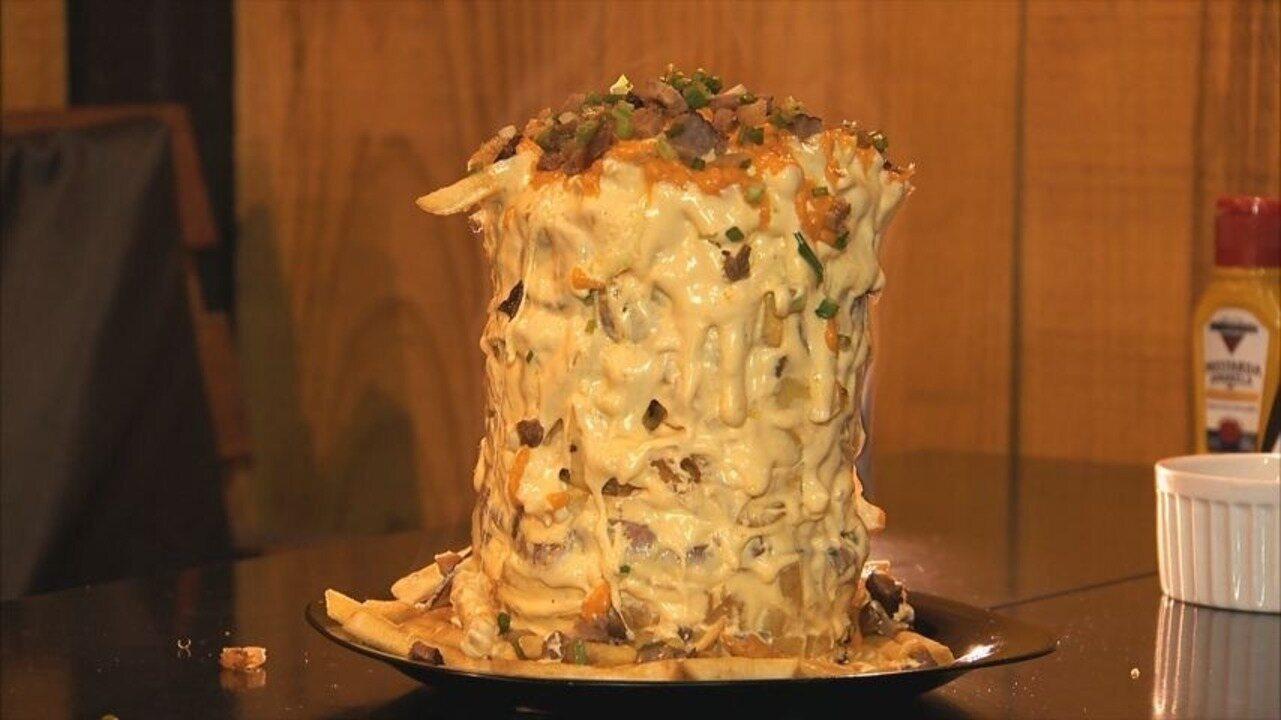 Em Movimento: Torre de batatas x batata recheada, qual você gosta mais?