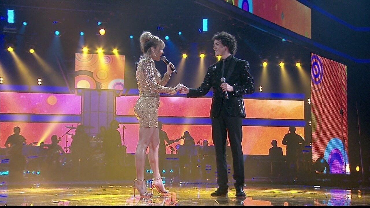Sam Alves, do time de Claudia Leitte, foi o campeão da segunda temporada do reality e marcou história no The Voice Brasil