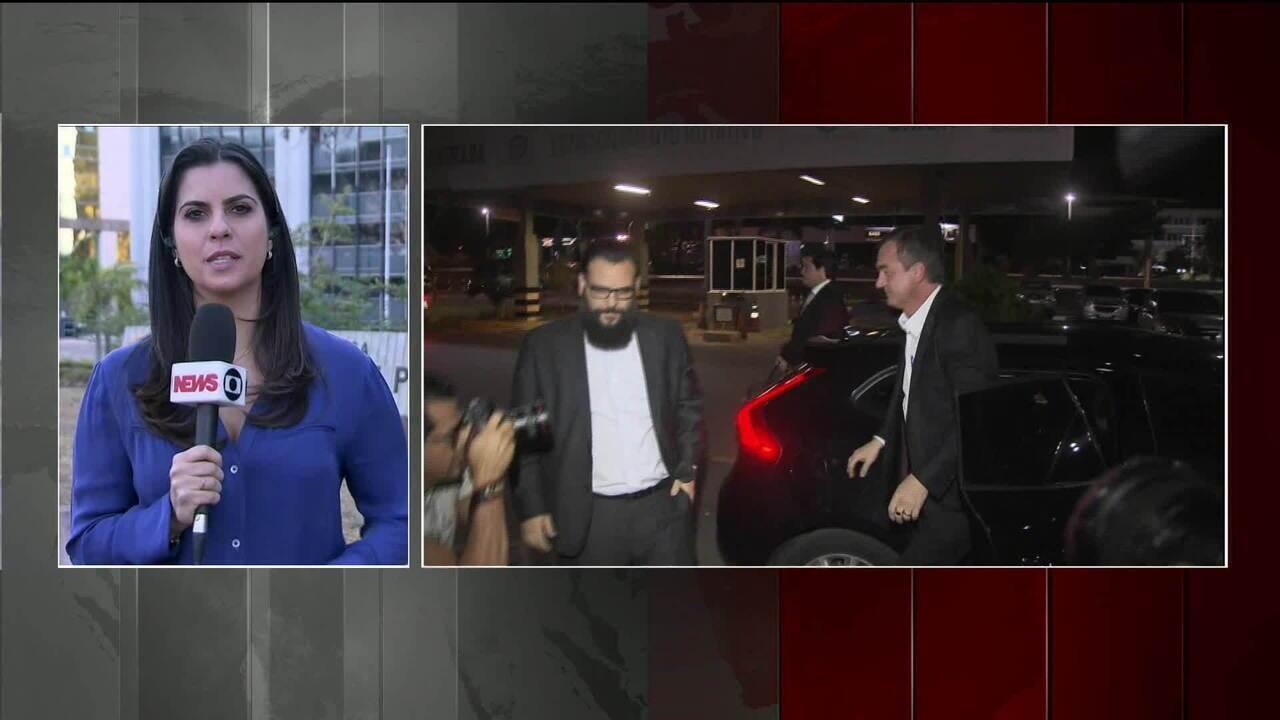Ministro Fachin autoriza prisão de executivos da J&F