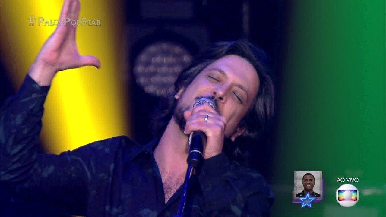 Lucio Mauro Filho canta versão empolgante de 'I Will Survive'