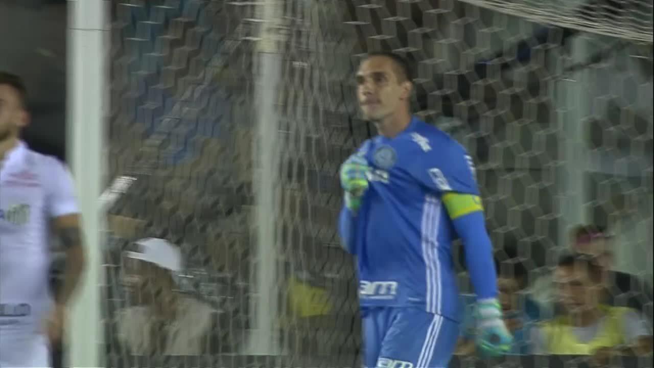 Fernando Prass defende cobrança de Lucas Lima