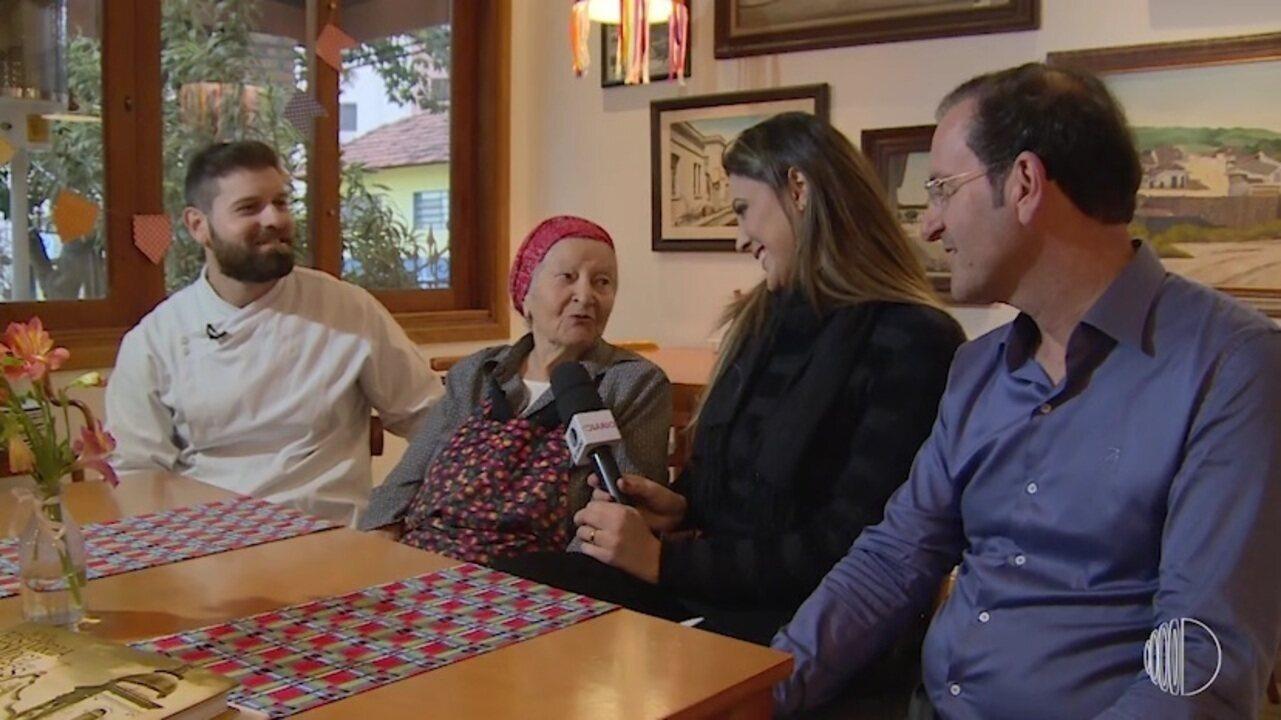 Mais Diário conhece restaurante que está na terceira geração