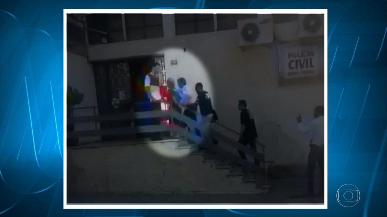 Prefeita de Santa Luzia presta depoimento em Belo Horizonte