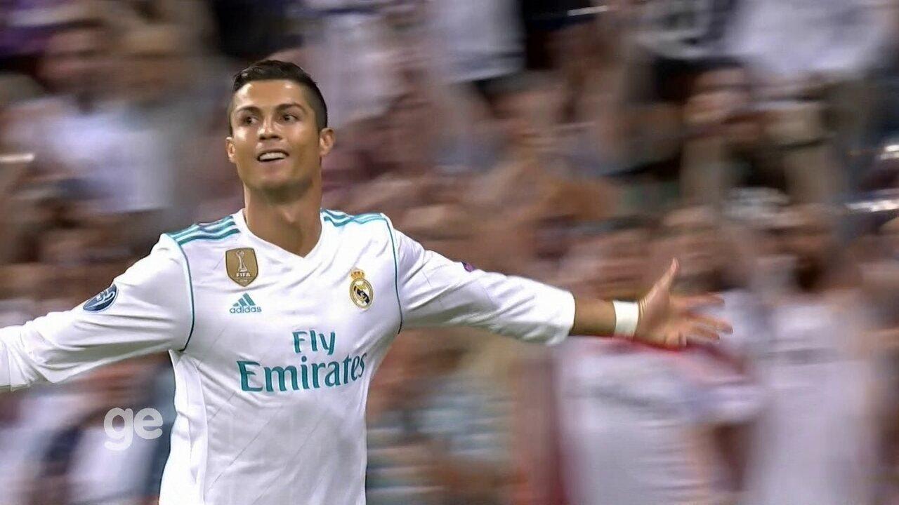 Confira os gols da primeira rodada da Liga dos Campeões da Uefa
